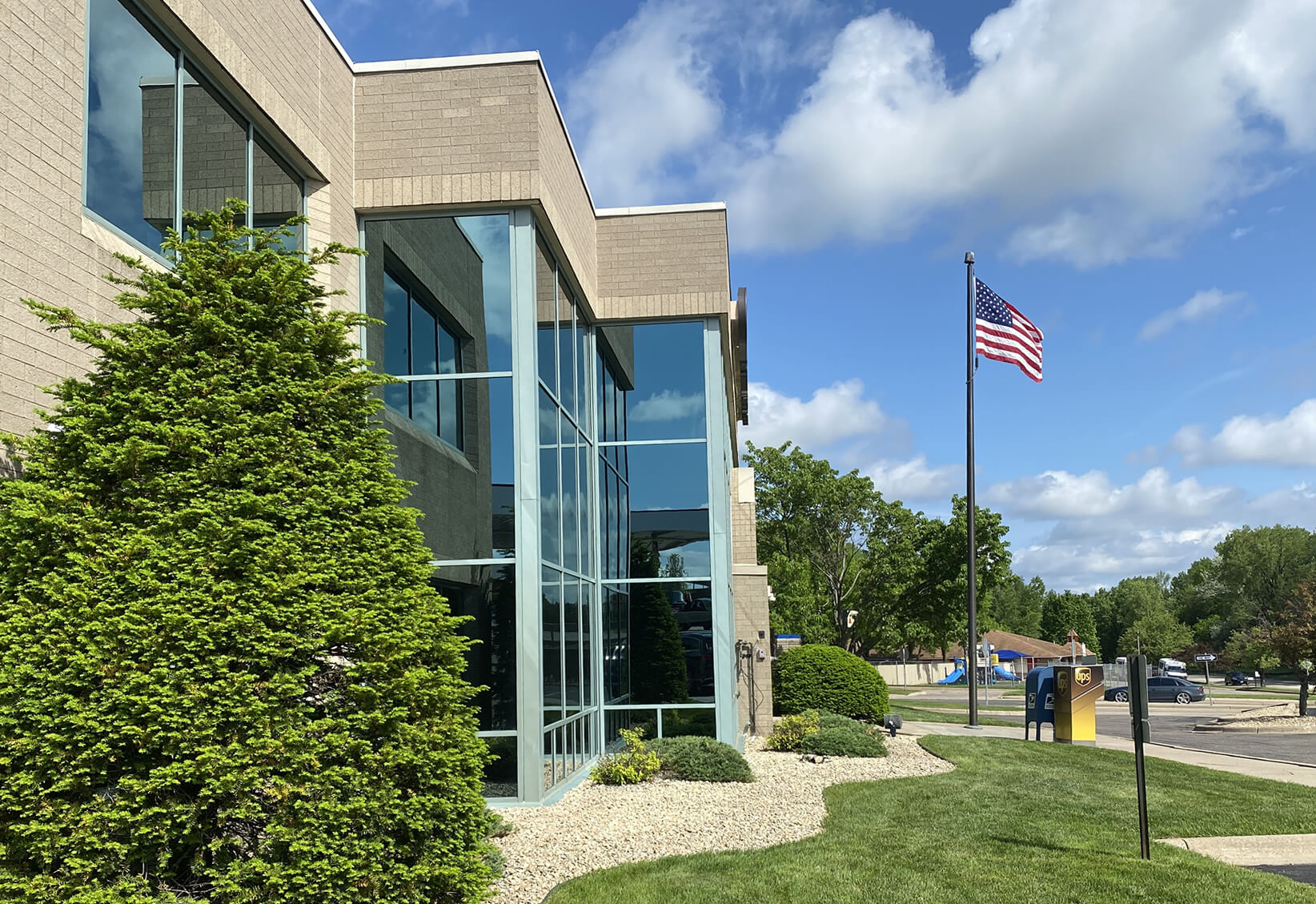 Baxter Research Center Headquarters